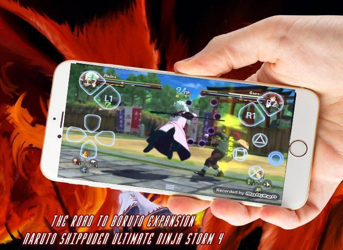 The Road to Boruto NARUTO SHIPPUDEN Ninja Guide for Android
