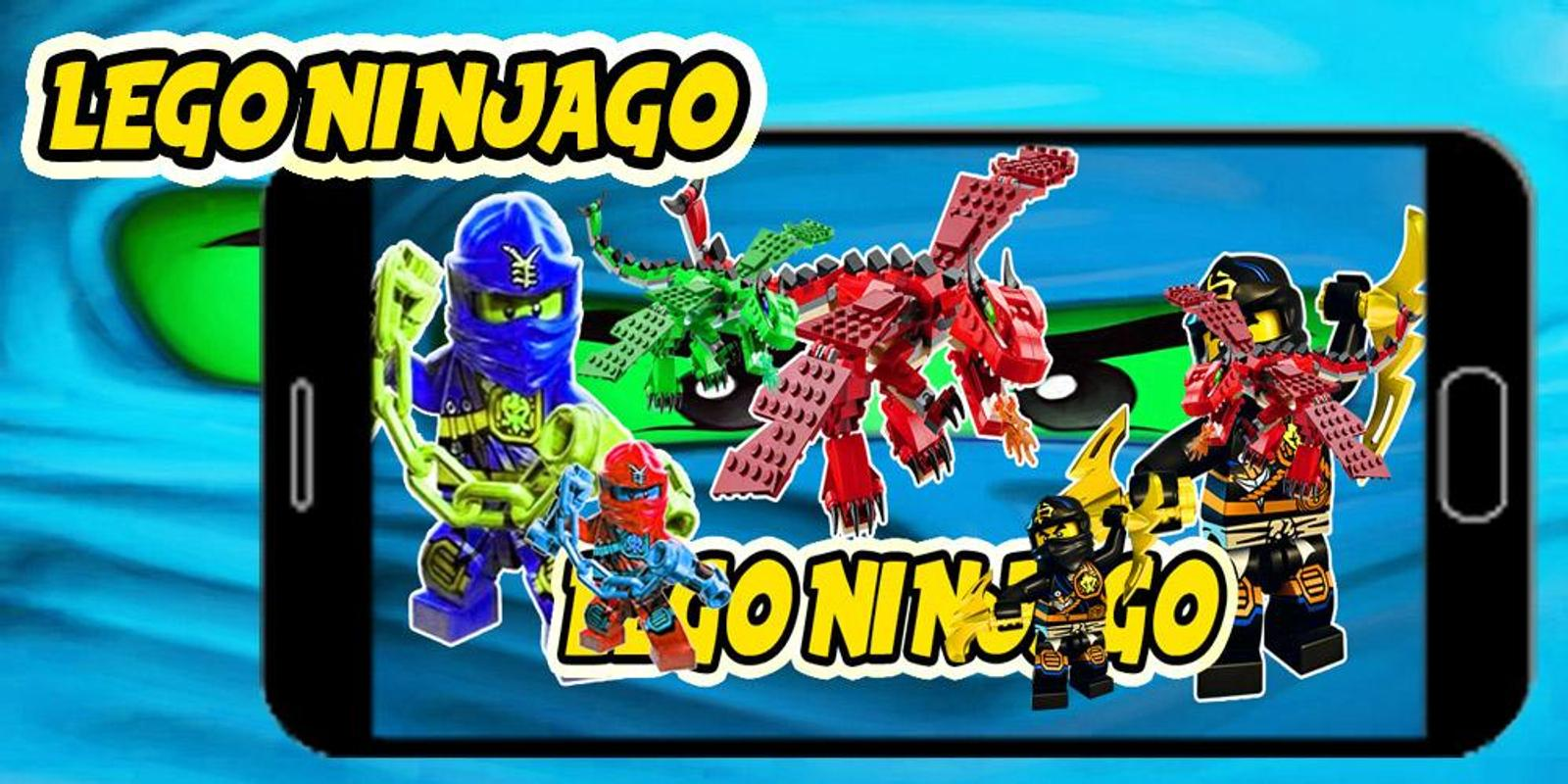 New guide lego ninjago for android apk download.