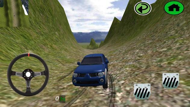 Pickup Offroad screenshot 1