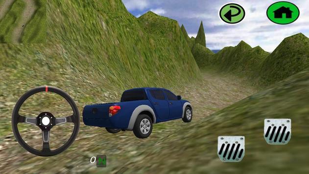 Pickup Offroad screenshot 3