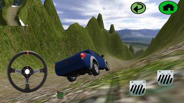 Pickup Offroad screenshot 4