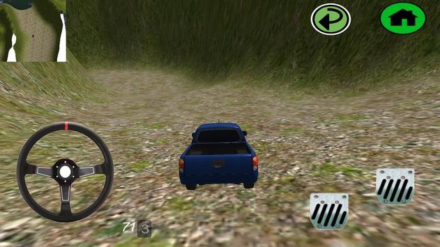 Pickup Offroad screenshot 5