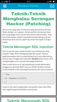 Mencegah Serangan Hacker screenshot 4
