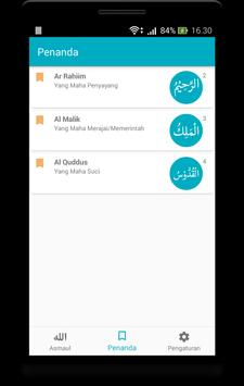 Asmaul Husna - Arti & Manfaat apk screenshot