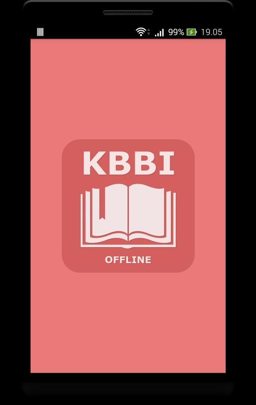 Kamus besar bahasa indonesia kbbi offline apk baixar grtis kamus besar bahasa indonesia kbbi offline cartaz stopboris Choice Image