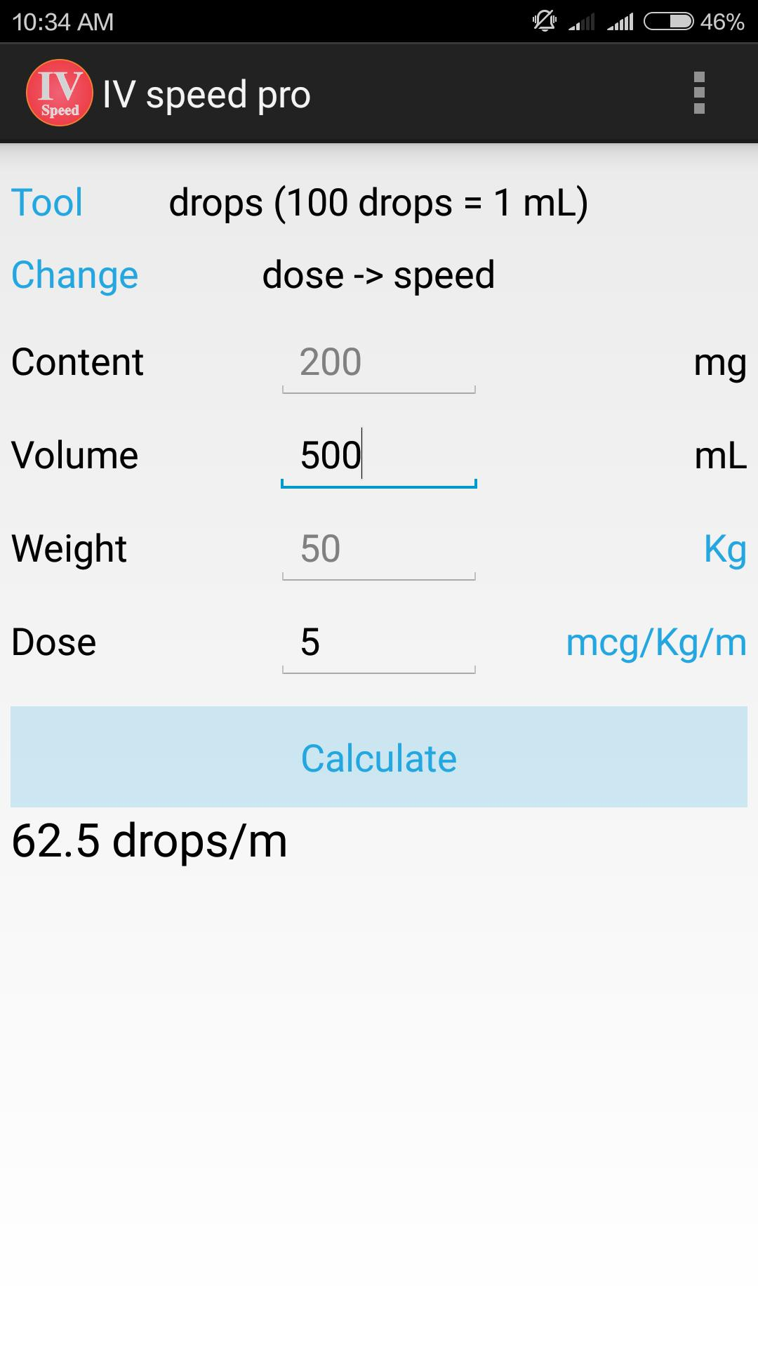 Android Location Calculate Speed