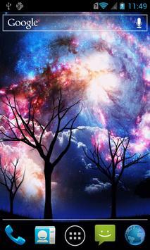 Fantastic sky LWP apk screenshot