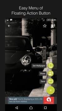 Black Wallpapers: Dark Backgrounds HD screenshot 3