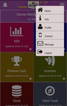 PROLINKS APP apk screenshot