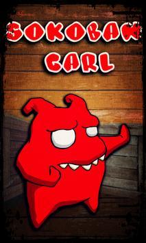 Sokoban Carl poster