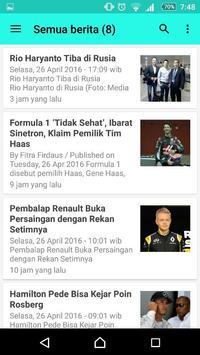 berita f1 screenshot 1