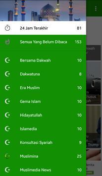 Berita Islam Dunia poster