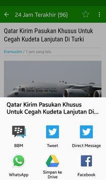 Berita Islam Dunia apk screenshot