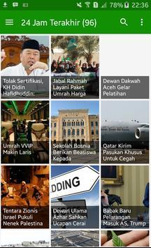 Berita Islam Dunia screenshot 1