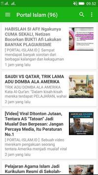 Berita Umat Islam Terkini screenshot 3