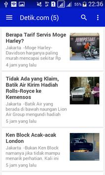 Berita Otomotif apk screenshot