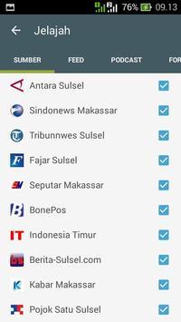 Berita Sulsel apk screenshot