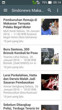 Berita Sulsel screenshot 8