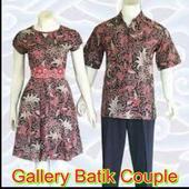 design batik couple icon