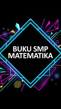 Buku Matematika poster