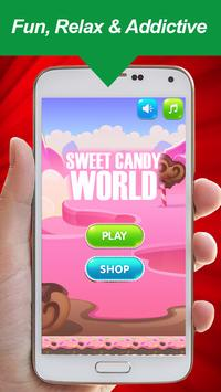 Sweet Candy World poster
