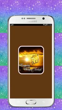 kumpulan lagu sholawat rindu ayah gus azmi poster