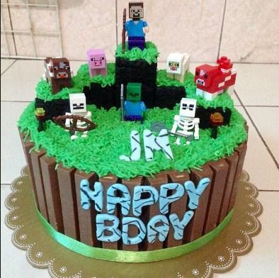 Astonishing Minecraft Birthday Cake Idea For Android Apk Download Personalised Birthday Cards Paralily Jamesorg