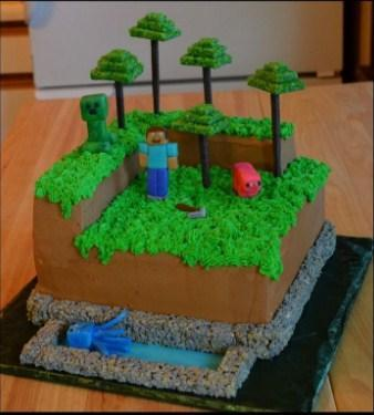 Tremendous Minecraft Birthday Cake Idea For Android Apk Download Personalised Birthday Cards Paralily Jamesorg