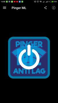 Mobile Legends Super Pinger Anti Lag screenshot 3