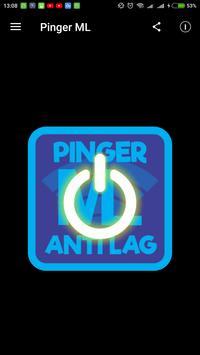 Mobile Legends Super Pinger Anti Lag screenshot 1