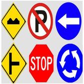 Rambu Jalan Raya icon
