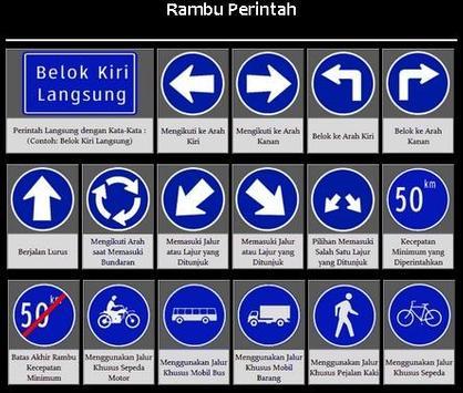 Rambu Jalan Raya apk screenshot