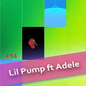 I Love It - Lil Pump ft Adele Givens - Piano Songs icon
