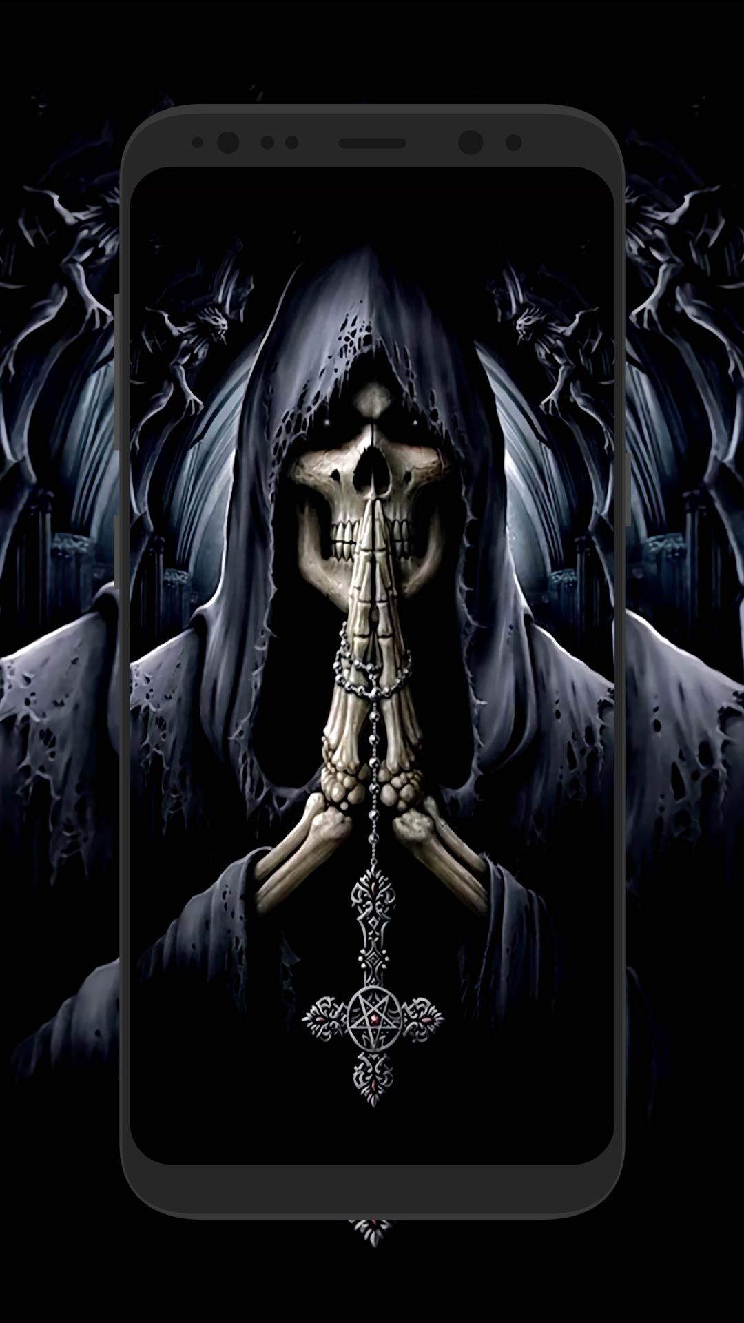 Grim Reaper HD Wallpapers 4k for Android - APK Download