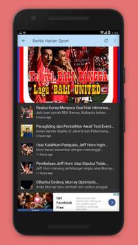 lagu bali united apk screenshot