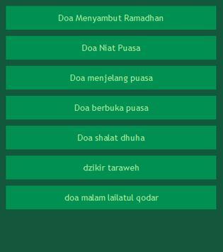 doa ramadhan penuh berkah apk screenshot