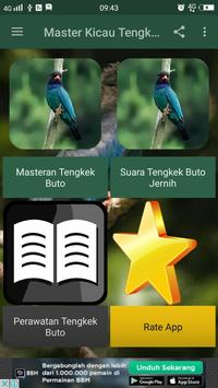 Master Kicau Tengkek Khusus apk screenshot