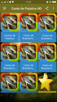 Canto de Patativa HD apk screenshot