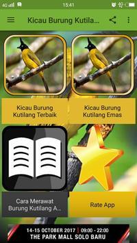 Kicau Burung Kutilang Emas screenshot 2