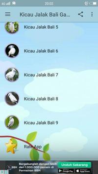 Kicau Jalak Bali Gacor screenshot 2