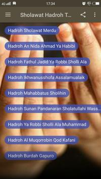 Sholawat Hadroh Terlengkap Mp3 screenshot 1