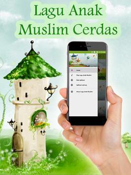 Lagu Anak Muslim Cerdas poster