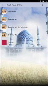 Surah Yusuf Offline poster