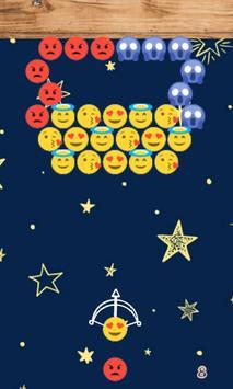 Bubble Emoji Shooter screenshot 4