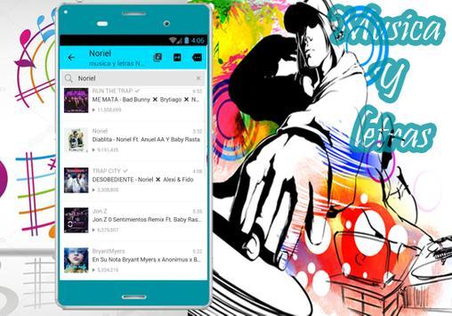 Noriel, Yandel - Nuevo Doble Personalidad Musica apk screenshot