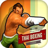 Thai Boxing League icon