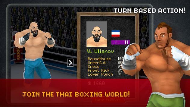 Thai Boxing League apk screenshot