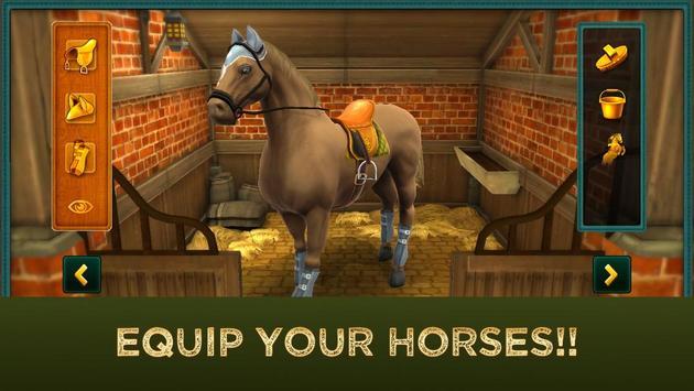 Jumping Horses Champions 2Free poster