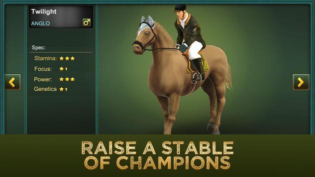 Jumping Horses Champions 2Free apk screenshot