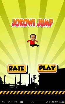 Jokowi Jump screenshot 1